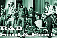 R&B Soul Funk Vinyl