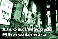 Broadway, Showtunes, Musicals Vinyl