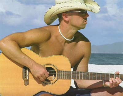 Kenny Chesney knows what