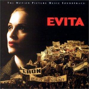 Evita Soundtrack