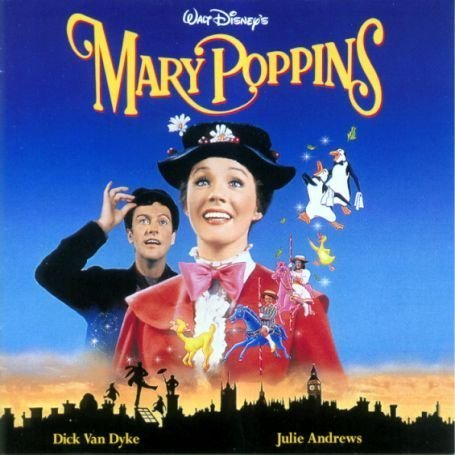 Disney Mary Poppins 3 Bert Speakin O Names I Know A Man With