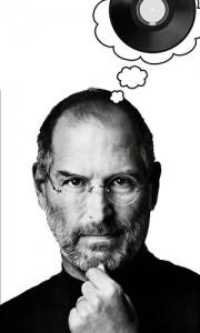 Steve Jobs Likes Vinyl